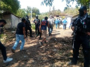 Desactiva la SSP Municipal, pelea de gallos en Loma Larga