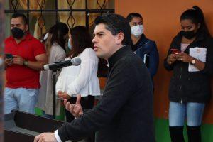 Llama Toño Ixtláhuac a llevar cabo una votación en paz en comunidades indígenas