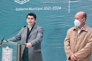 Salvaguardar orden e integridad en comunidades: alcalde Zitácuaro